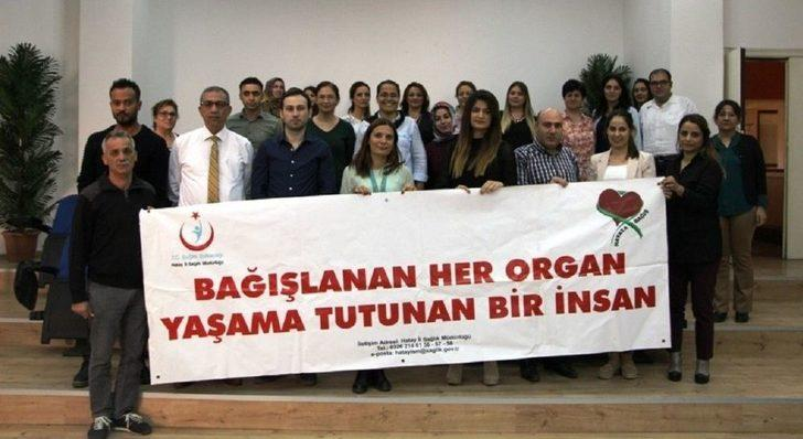 Belediye Çalışanlarına Organ Bağışı Semineri