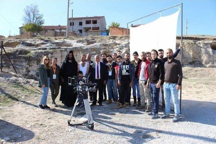 Aşkar Filminin Çekimleri Eskişehir'de Devam Ediyor