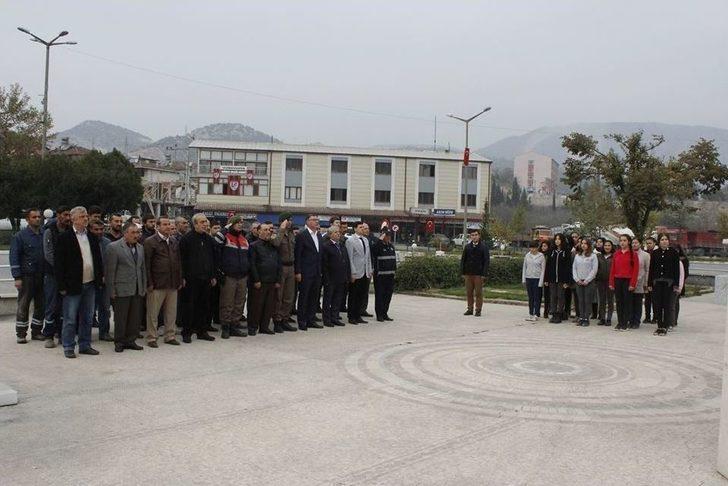 Atatürk, Ölümünün 79'uncu Yılında Vezirhan'da Da Anıldı