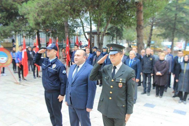 Osmaneli'de 10 Kasım Atatürk'ü Anma Programı