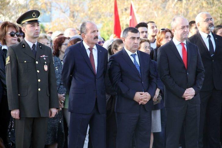 Fethiye'de 10 Kasım Atatürk' Anma Günü Etkinlikleri