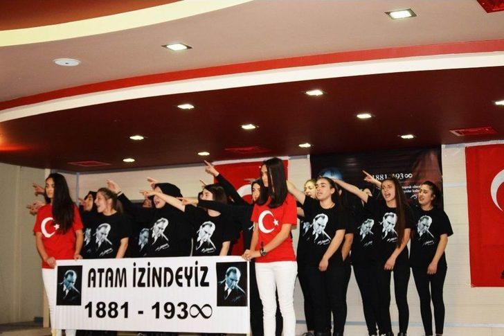 Suşehri Ve Gürün'de Atatürk Anıldı