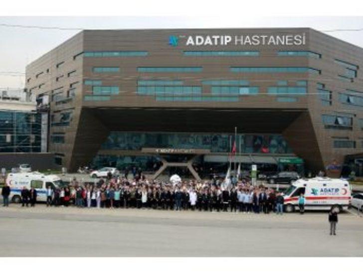 Özel Adatıp Hastanesi'nde Atatürk Anıldı