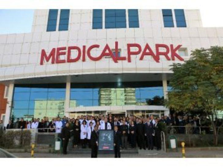 Medical Park'ta 10 Kasım Anma Töreni