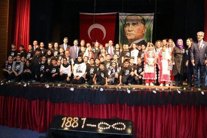 Atatürk Ebediyete İntikalinin 79. Yılında Gölbaşı'nda Anıldı