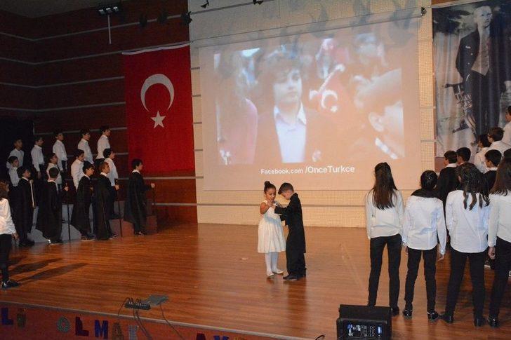 Atatürk, Ted Şanlıurfa Kolejinde Anıldı