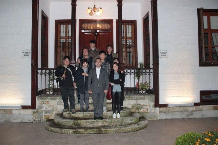 """Genel Sekreter Şahin: """"mimar Sinan'ın İzinde Trakya'yı Keşfetmenin Tam Zamanı"""""""