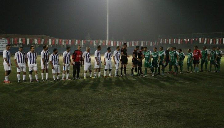 35 Yaş Üstü Futbol Turnuvasının Şampiyonları Belli Oldu