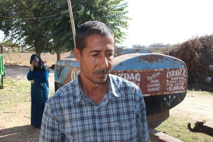 (özel Haber) Harran'da Yaşanan Olaydan Sonra 2 Çocuğu Pamuk Yığınında Boğulan Baba Konuştu