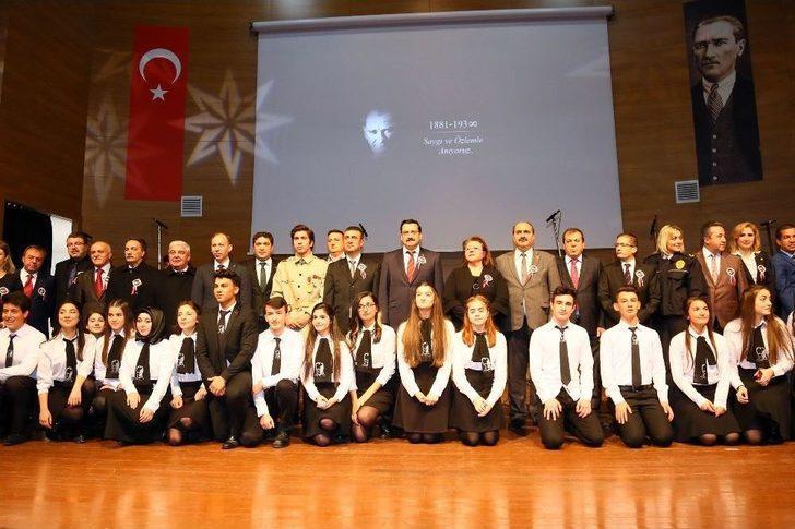 Atatürk, Vefatının 79. Yılında Anıldı