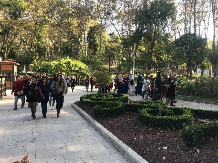 Kulp Belediyesi İlçe Kadınları İçin İstanbul Gezisi Düzenledi