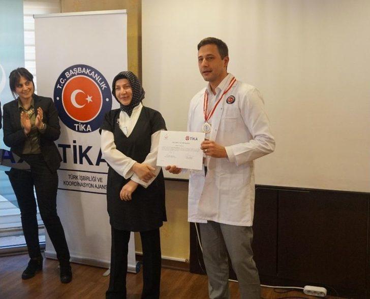 Tika Balkanlarda Sağlıklı Toplum-sağlıklı Birey Anlayışı İle Projelerine Devam Ediyor