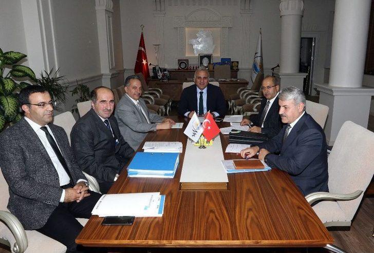 Van Büyükşehir Belediyesi Meclis Toplantısı