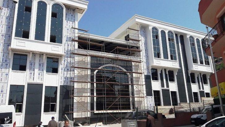 İzmit'in En Büyüğü Serdar Mahallesi'ne Yapılıyor