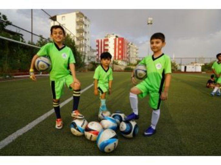 Yaz Spor Okullarına Kayıtlar Başladı
