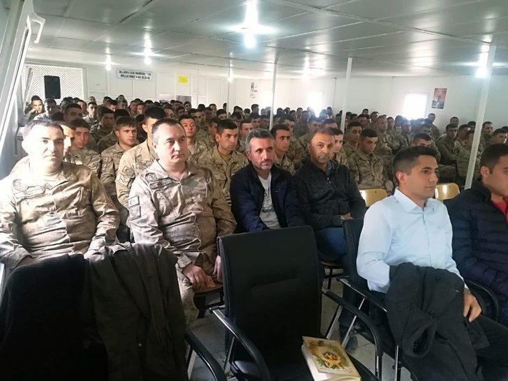 Güvenlik Korucuları Ve Jandarma Personeline Eğitim