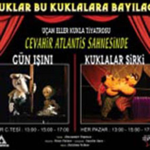 Uçan Eller Kukla Tiyatrosu İstanbul'da 88