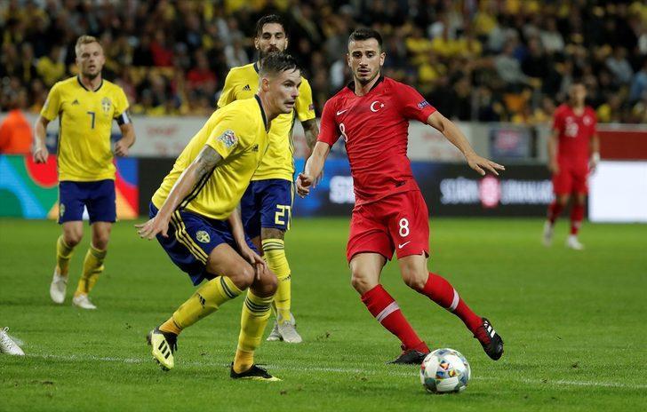 MAÇ ÖZETİ | İsveç 2 - 3 Türkiye (UEFA Uluslar Ligi)