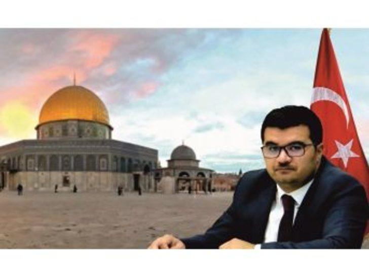 """Başkan Altın: """"mescid-i Aksa, Ümmetin Ortak Paydasıdır"""""""