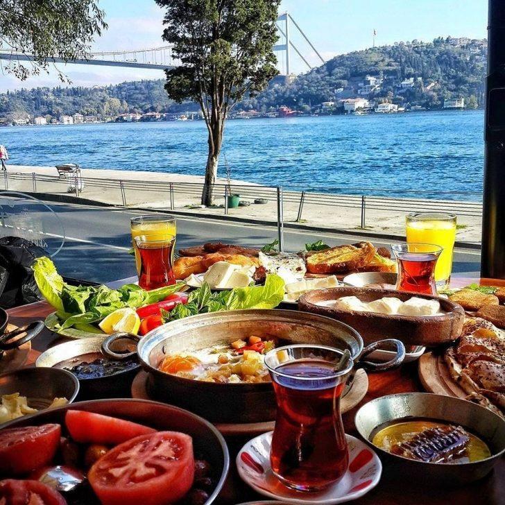 İstanbul'un En Lezzetli 10 Kahvaltı Mekanı