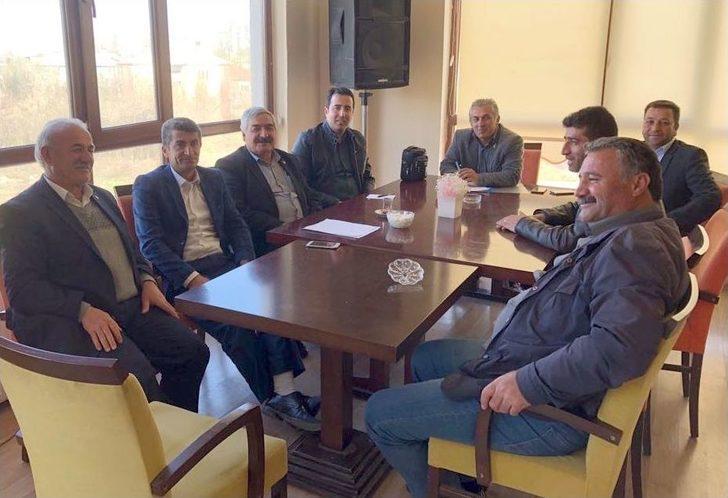 Gevaş'ta 'sivil Toplum İnisiyatifi' Kuruldu