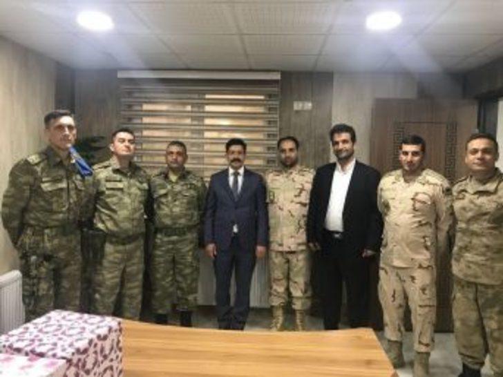 Türkiye İle İran Arasında 'sınır Güvenliği' Toplantısı