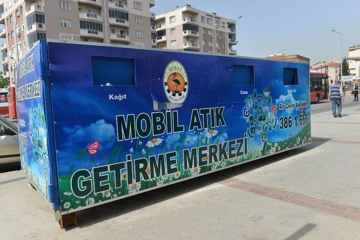 Çiğli Belediyesi Geri Dönüşümde İddialı
