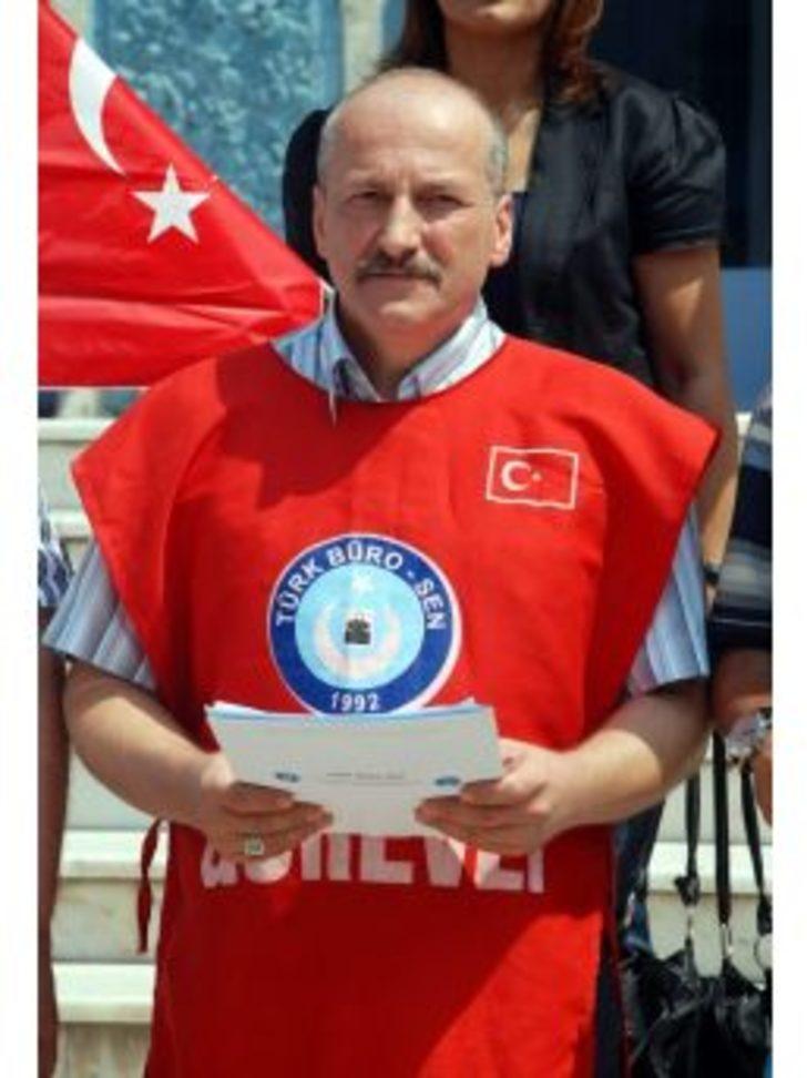 Aydın Türk Büro-sen'den İş Yükü Açıklaması