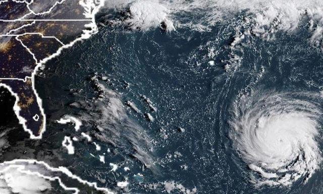 ABD Florence Kasırgası'na hazırlanıyor: 1 milyon kişi tahliye edilecek