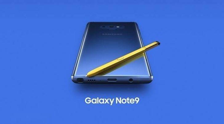 Samsung Galaxy Note 9 (512 GB)
