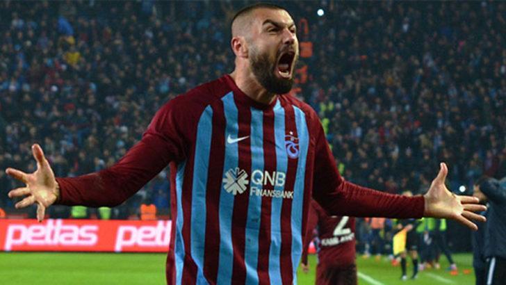 Trabzonspor'da flaş Burak Yılmaz açıklaması