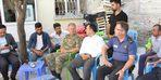 Şemdinli34'üncü Hudut Tugay Komutanı Kılıç'tan esnaf ziyareti