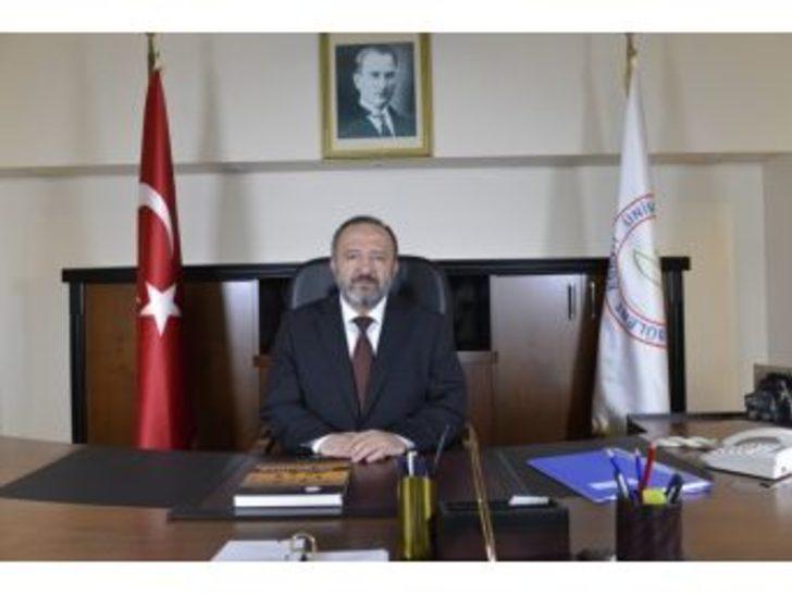 Rektör Çufalı'dan Ramazan Bayramı Tebrik Mesajı