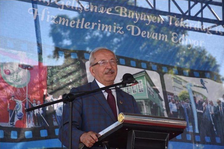 Süleymanpaşa İlçesinde Üst Geçit Projesi Hizmete Açıldı