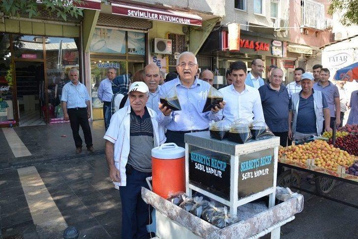 Meyan Şerbetine Uluslararası Tanıtım Çağrısı