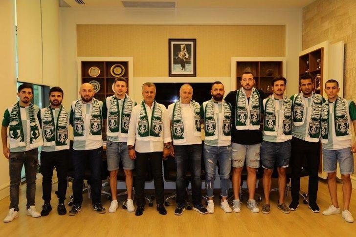Manavgat Belediyespor Bal Ligi'ne İddialı Giriyor