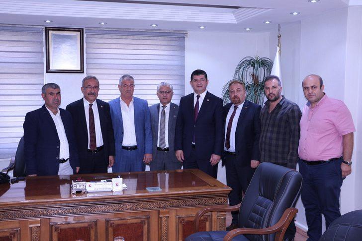 CHP'li vekiller, Şırnak'ta STK temsilcileriyle görüştü