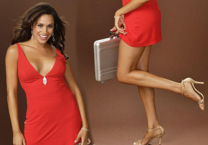 Meghan Markle stili tüm kadınlara ilham verecek