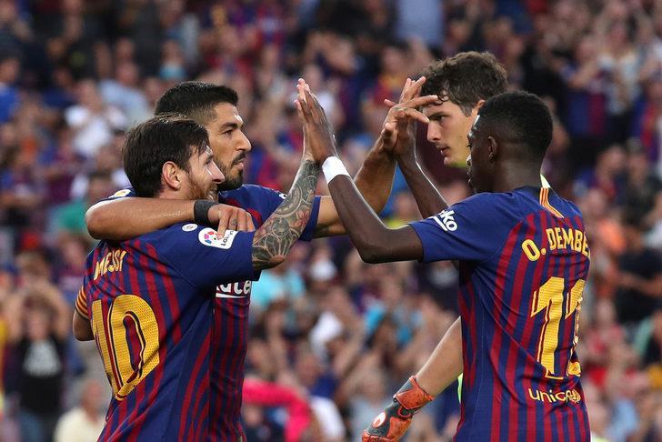 Barcelona ve Girona, maçlarının ABD'de oynanması için federasyondan izin istedi