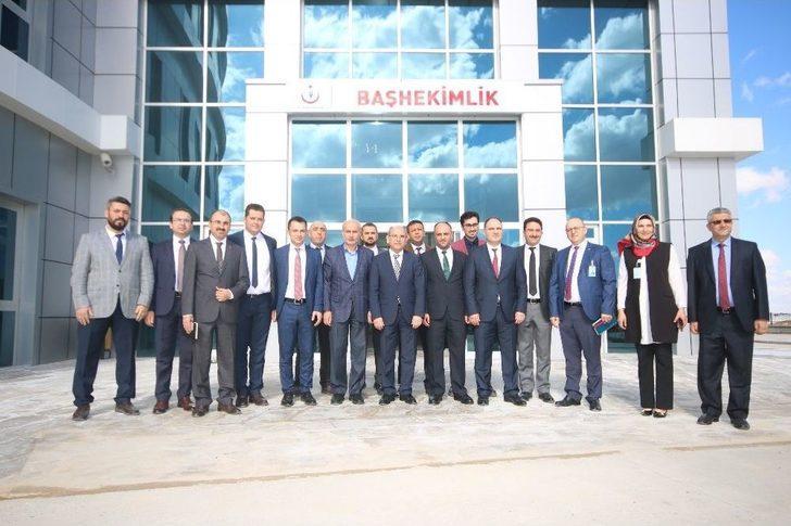 Beyşehir'in Yeni Devlet Hastanesi 14 Mart'ta Hizmete Giriyor