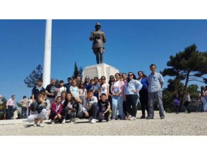 Üsküplü Öğrencilerden Çanakkale Gezisi