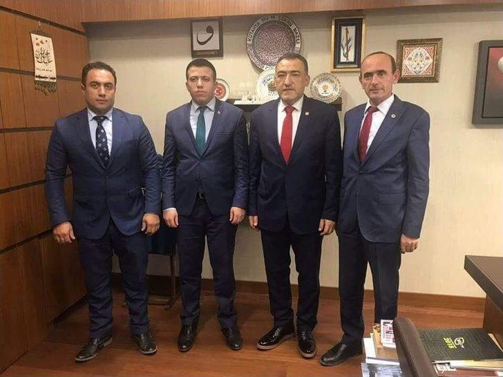 Çavdarhisar Protokolü Ankara'da