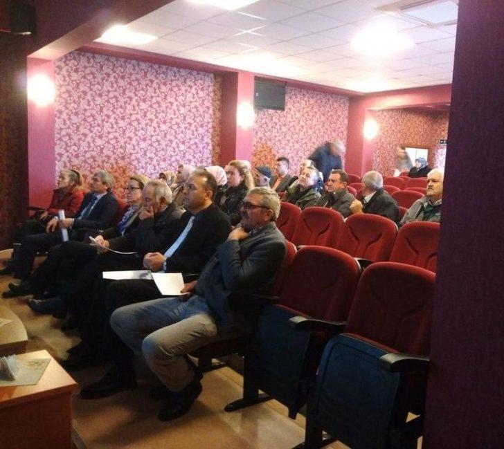 Kırklareli'nde Lavanta Yetiştiriciliği Çalışmaları