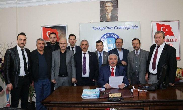 Türkiye Kamu-sen'den Mehmetçiğe Destek