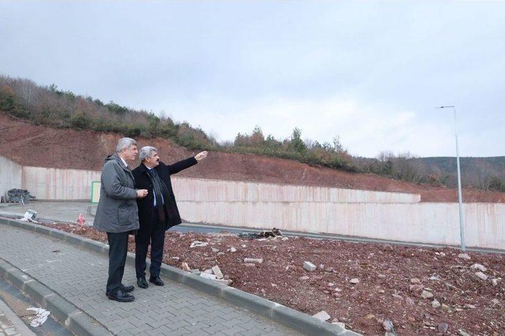 Başkan Karaosmanoğlu, Koü'de Yapılan Projeleri İnceledi