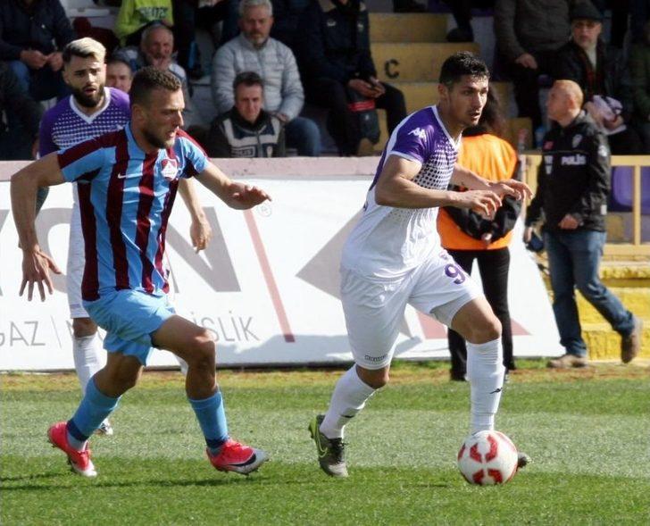 Tff 3. Lig: Yeni Orduspor: 1 - 1461 Trabzon: 1