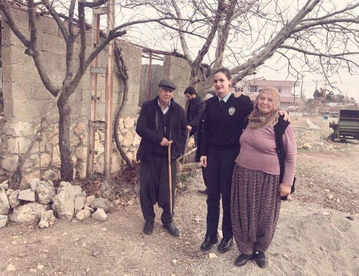 Şehit Polis Kayan'ın Vasiyeti Yerine Getirildi