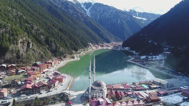 2018'in İlk 6 Ayında Trabzon'u 425 Bin 911 Turist Ziyaret Etti