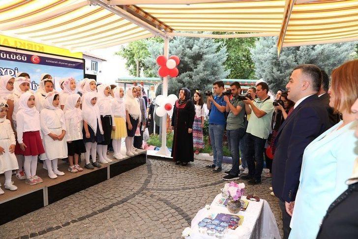 Kırklareli'nde Yaz Kuran-ı Kerim Kursları Başladı