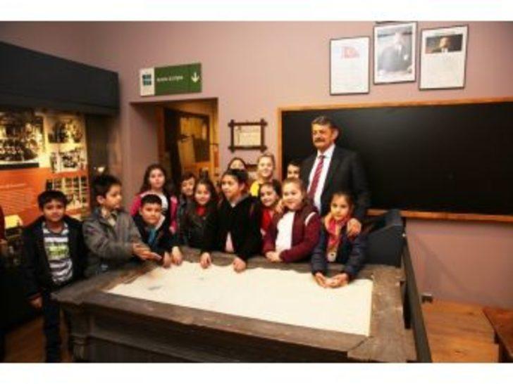 Kent Müzesi 70 Bin 477 Kişiyi Ağırladı